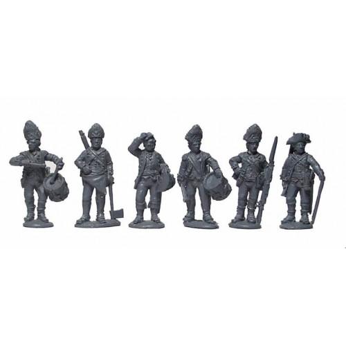 British Grenadiers Grenadier Command standing