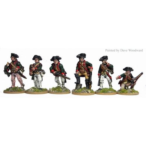 Hessians Hesse-Cassel Jaeger command