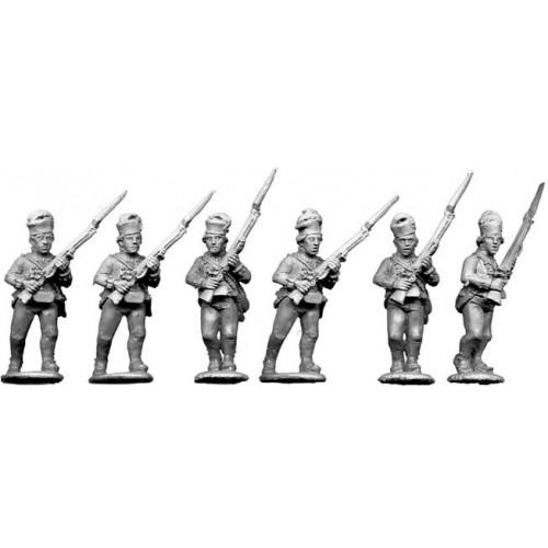 Highlanders advancing at porte