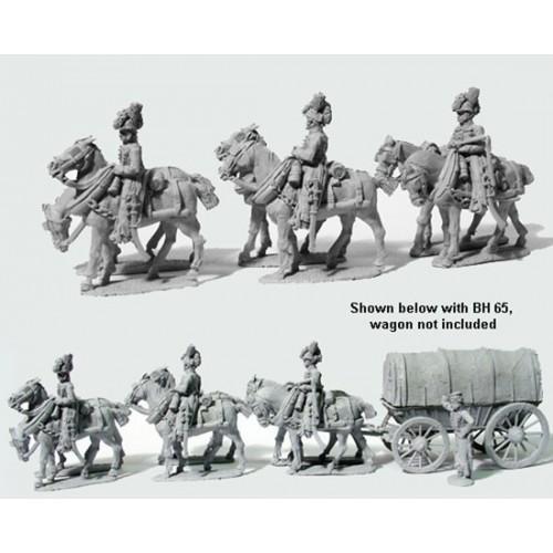 Six horse team of Drivers ( six horses