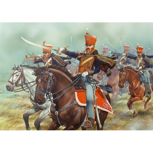 Napoleonic British Hussars Plastic