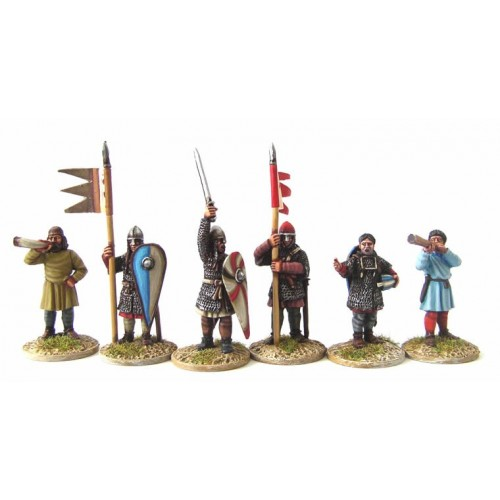 Foot Command (2 commanders