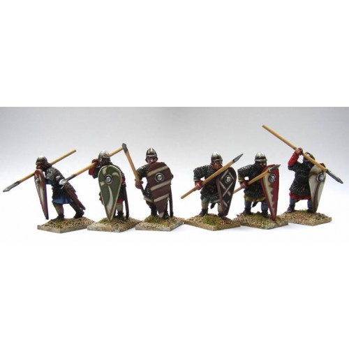 Mailed Spearmen