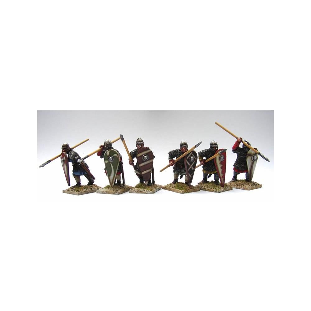 Mailed Spearmen