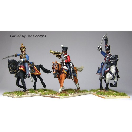 Hussar Command charging