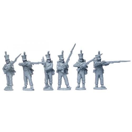 Dutch Line Infantry firing line