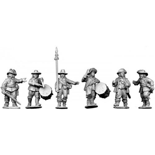 Foot command advancing
