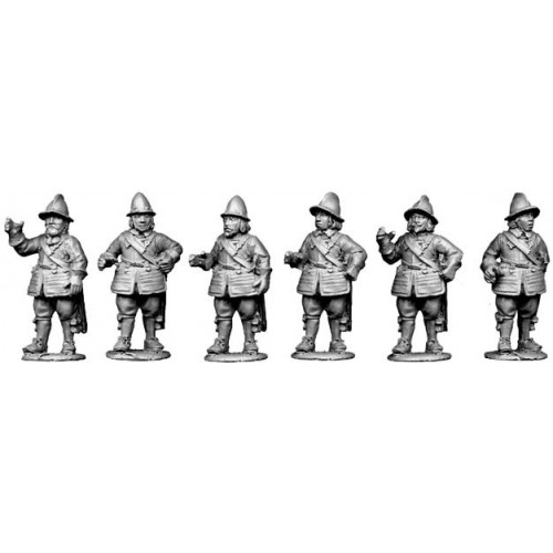 Armoured pike standing