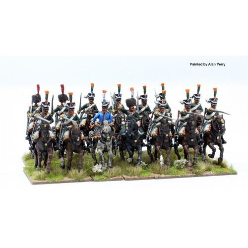 French Line Chasseurs a Cheval 1808-15
