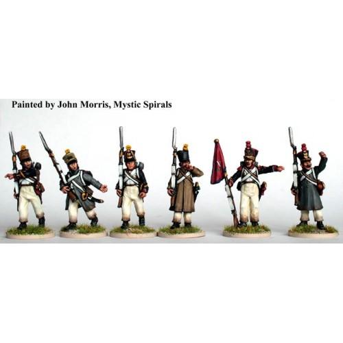 Line Infantry NCOís