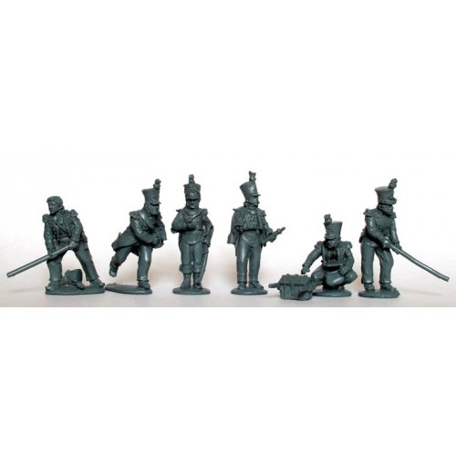Extra Foot Artillery crew