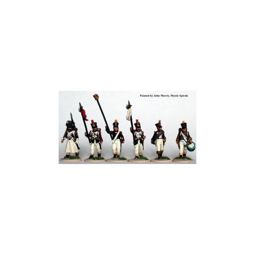 Infantry Regimental command