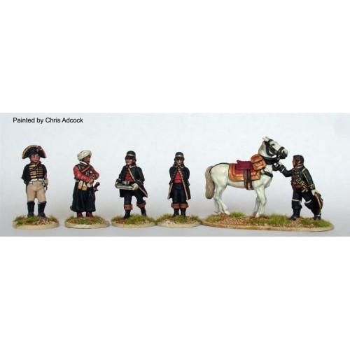 Napoleonís personal Staff