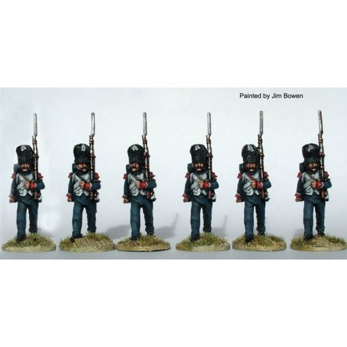 Chasseurs a Pied of the Imperial Guard