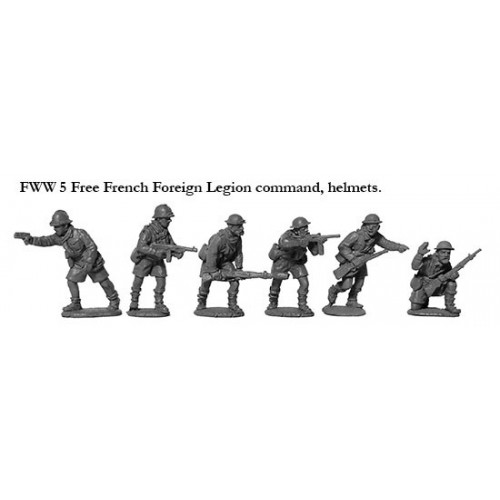 French Foreign Legion command