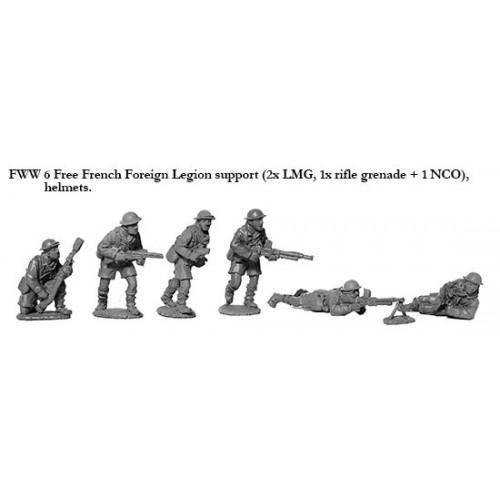 French Foreign Legion LMG's