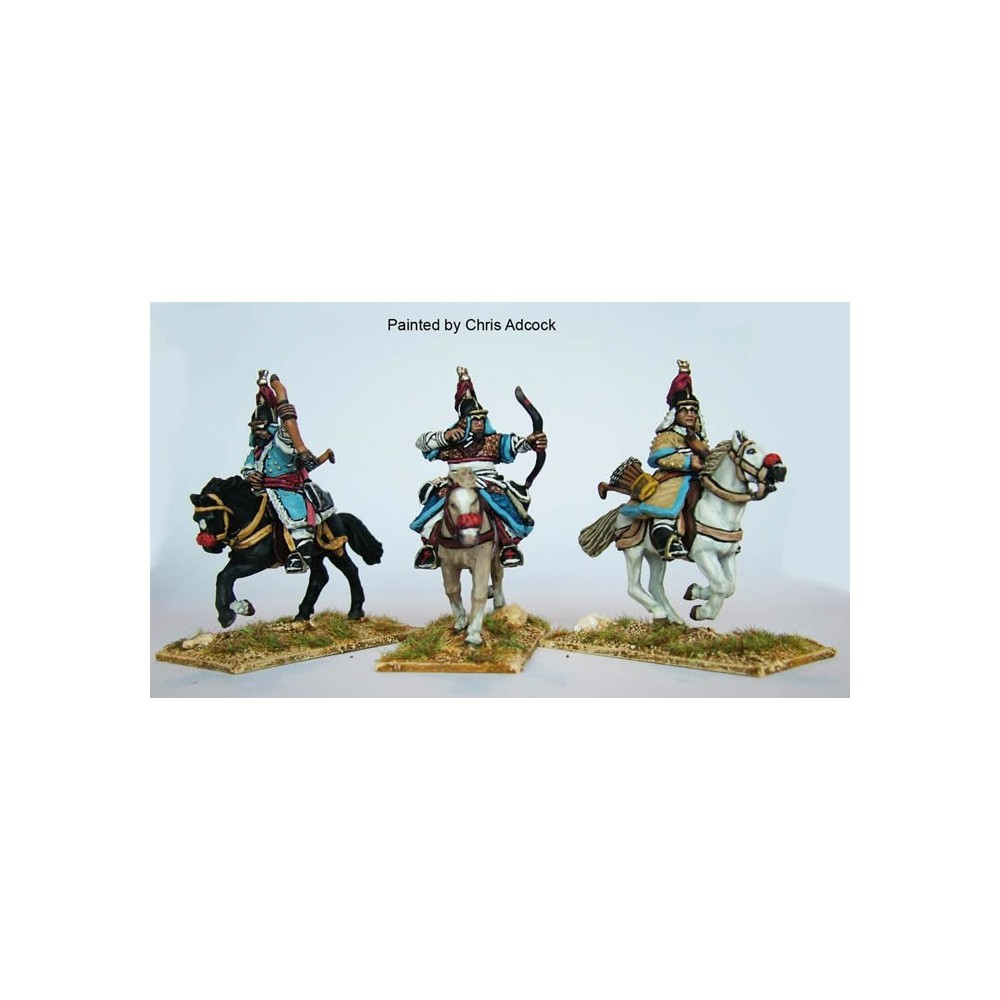 Armoured Cavalry with bows