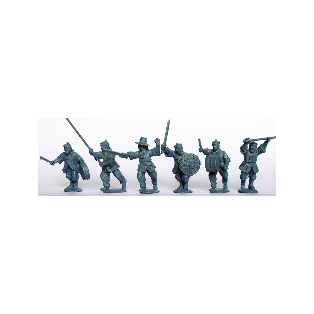 Guerrilla command charging