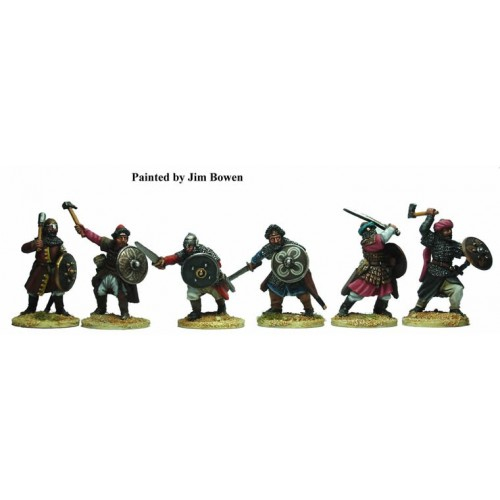 DisMounted Armoured Cavalry