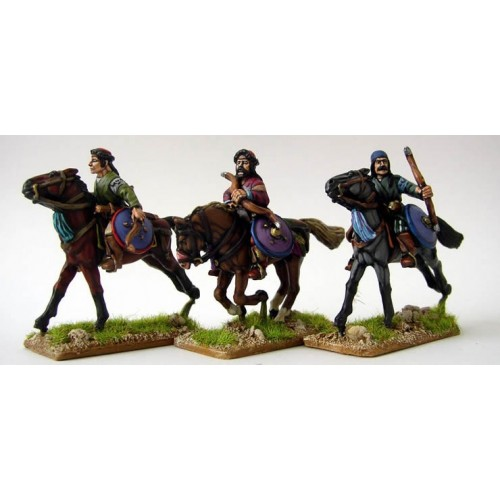 Saljuq Turk horse archers
