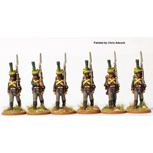 2nd and 4th battalion s v. Kruse and v. Holbach