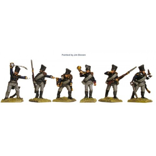 Fusilier command (2 officers