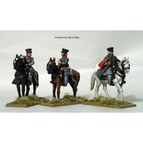 High Command ( Field-Marshal von Blucher