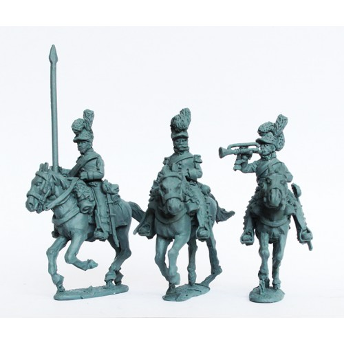 Dragoons of Olivencia, command galloping (Tarletons)