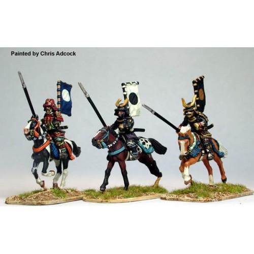 Moun.Samurai with Yari