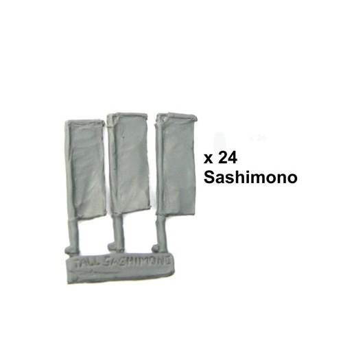 Tall Sashimono