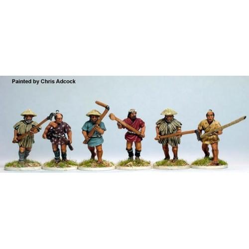 Armed peasants