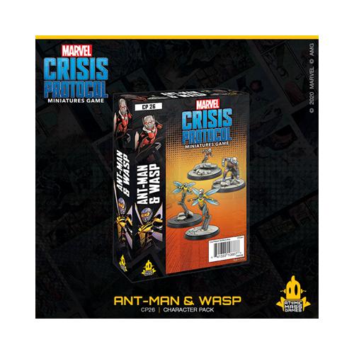 Crisis Protocol: Ant-Man & Wasp