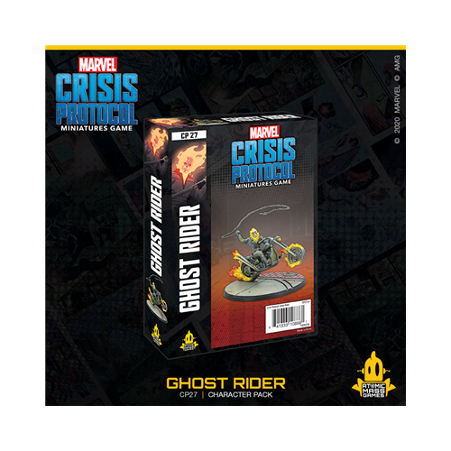 Crisis Protocol: Ghost Rider