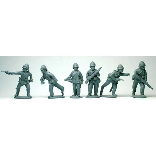 Light Infantry Command standing & running