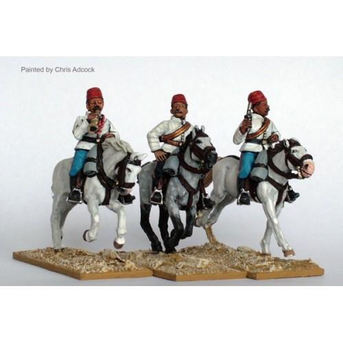 Egyptian cavalry/Gendarme command