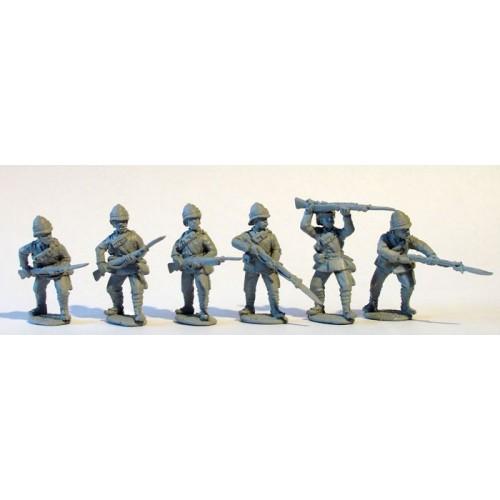 DisMoun.Camel Corp/Mounted Infantry in melee