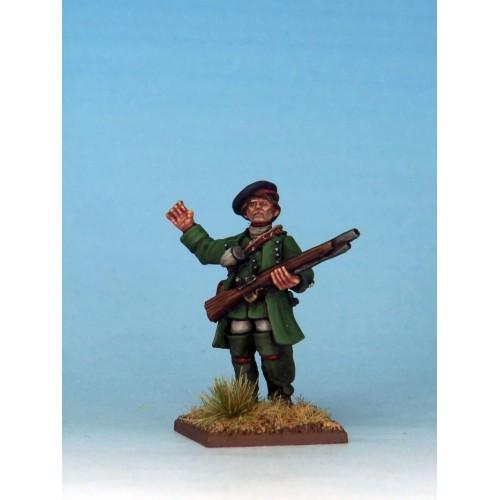 British Ranger Officer