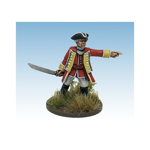 British Regular Infantry Officer