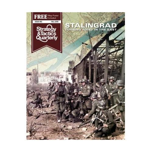 Strategy & Tactics Quarterly 3: Stalingrad