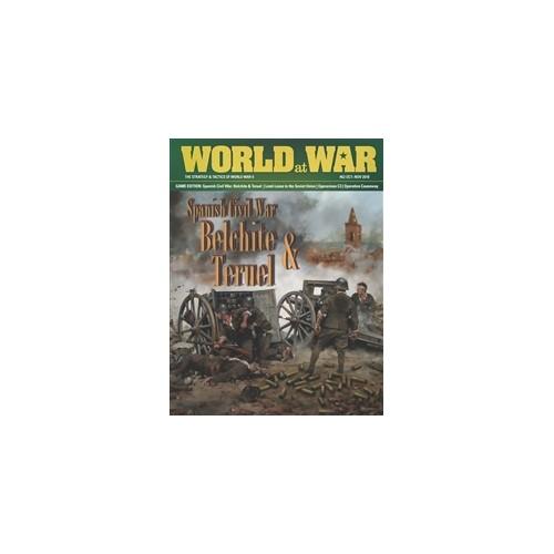 World at War 62: Spanish Civil War Battles
