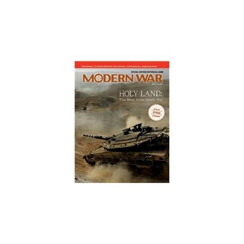 Modern War 8: Holy Land! Next Arab-Isareli War