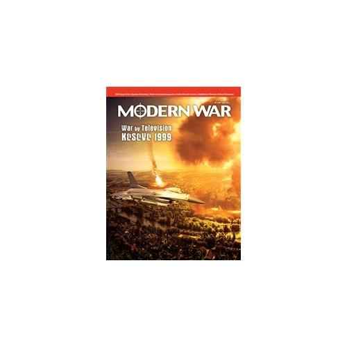 Modern War 9: War By TV, Kosovo
