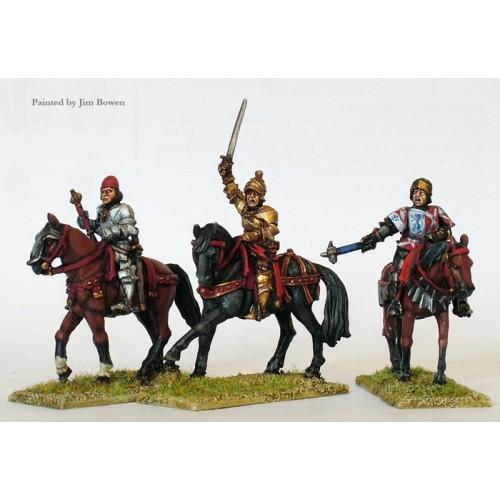 Yorkist mounted high command ( Edward IV