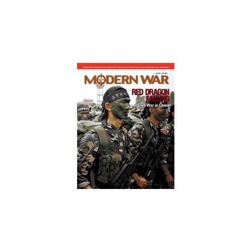 Modern War 19: Red Dragon Falling