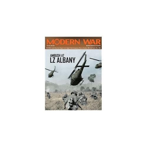 Modern War 24: Albany
