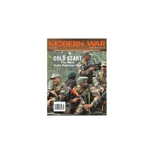 Modern War 36: Cold War