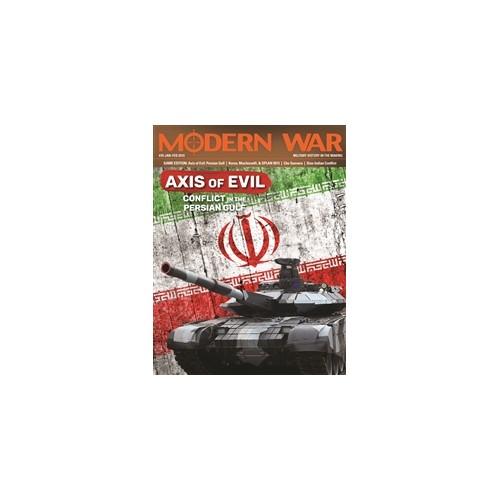 Modern War 39: Axis of Evil, Iran