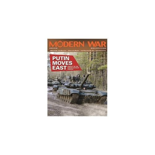 Modern War 50: Puttin Moves East