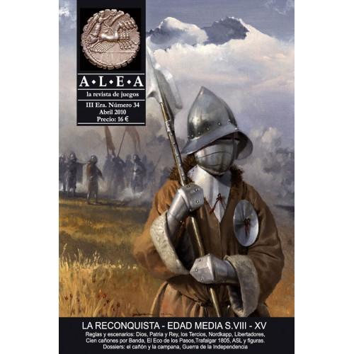 Revista Alea nº 34: Navas de Tolosa