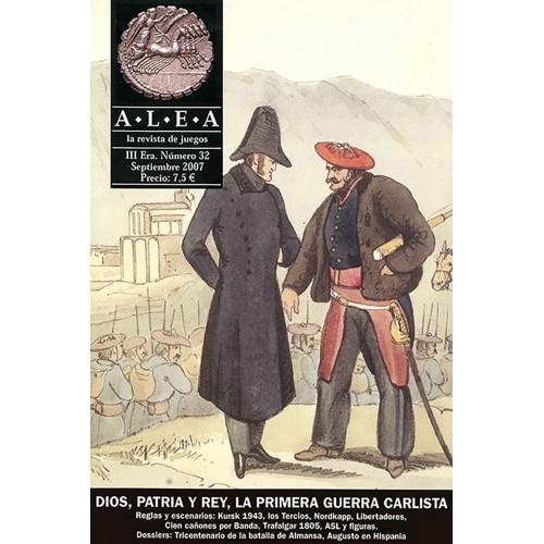 Revista Alea nº 32: La Primera Guerra Carlista